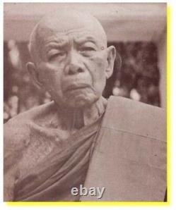 Rare! Phra Somdej Chinnabanchon LP Tim Wat Rahanrai Old Thai Amulet Buddha Money