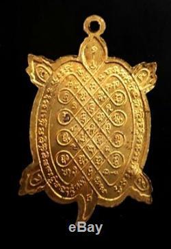 Real LP LIEW Ruay Ruay Ruay (rich rich rich) Thai Amulet Buddha Success Money