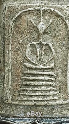 Real LP TOH Amulet Thai Buddha Phra Somdej Wat GESCHIYO For Best Lucky Pendant