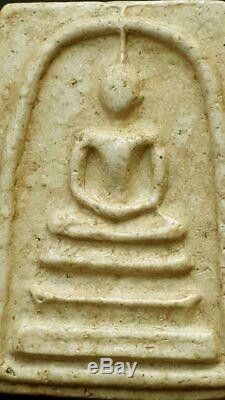 Real Thailand amulet Phra somdej wat rakang somdej toh old thai magic buddha