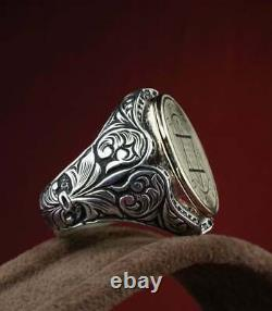 Ring Rare Amulet Thai Buddha Old Magic Pendant Ancient Rich Charm Idol Luck Holy