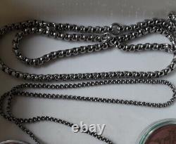 Set 5 Pcs jatukam lucky rich coin thai amulet Buddha Talisman necklace pendant