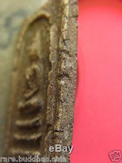 Somdej Toh Bangkhunprom Phim prok poh 160 yr powerful Thai Buddha Amulet