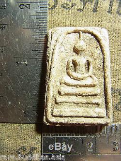 Somdej Toh Bangkhunprom Phim song Chedi 160 yr powerful Thai Buddha Amulet
