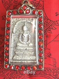 Somdej Toh Wat Rakhang Thai Buddha, 160 yr old Phim Yai beautiful casing