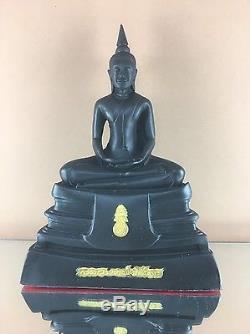 Sothorn Thai Amulet Buddha Phra Pendant Talisman Rare Wat Sothorn