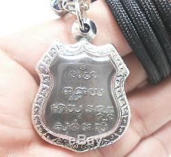 Super Rare Lp Sotorn 2460 First Batch Arm Coin Thai Buddha Great Amulet Pendant