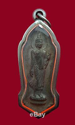 THE 25th BUDDHIST CENTURY BUDDHA SATTHAWAT 2500BE CHIN PIN CODE PHRA THAI AMULET