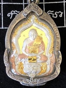 Thai Amulet Buddha LP PERN WAT BANG PHRA Buddhist
