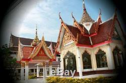 Thai Amulet Buddha Lp Thum(srirawimol) Wat Khaobot Bangsaphan Yai Alpacaa Be2510