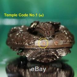 Thai Amulet Buddha Metteyya Phra Pathom Naga Srisuttho Nawa W. Wimuttidham No1