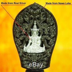 Thai Amulet Buddha Metteyya Phra Pathom Naga Srisuttho Nawa W. Wimuttidham No9