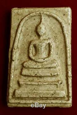 Thai Amulet Buddha Phra Somdej Lp Toh Wat Rakang Pim Yai Antique Benjapakee
