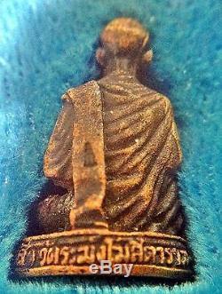 Thai Amulet Buddha Pra Somdej Wat Rakhang Statue Pim Somdej Toh B. E. 2533