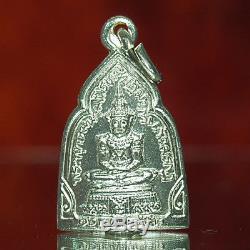 Thai Amulet Buddha Sangharaja Supreme Patriarch Jinavorn 150 years BE2552