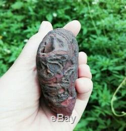 Thai Amulet Leklai Heart Naga Nature Holy Protect Magic Buddha Lucky Rare Power