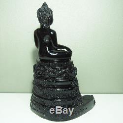Thai Amulet Phra Buddha Sihing Statue 14Tall Samrit Naga Rahoo Ajarn Mhom RARE