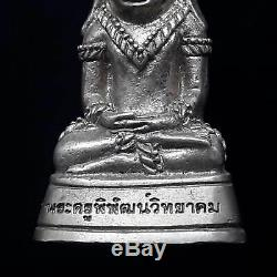Thai Amulet Real 1st Model Phra Ngang Buddha Statue Lucky Love Charm Thailand