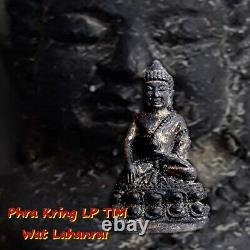 Thai Amulet Thai Buddha Thailand Amulet Phra Kring LP TIM Magic Lucky Pendant