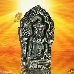 Thai Amulet YodKhunPon Avatar 1st Batch Buddha Nawa 4.5cm Wat PaSangKham