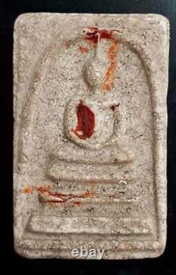 Thai Buddha Amulet Lp Toh Wat Rakang Phra Somdej Pim Yai Talisman Real Antique