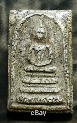Thai Buddha Amulet Lp Toh Wat Rakang Real Phra Somdej Pim Thansam Talisman