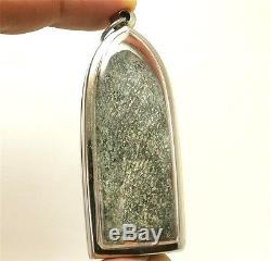Thai Buddha Amulet Magic Powerful Super Rare Antique Lucky Rich Trade Gamble Win