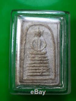 Thai Buddha Amulet Phra Somdej Wat GESCHIYO Pim Small LP TOH For Lucky Pendant