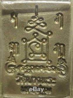 Thai Buddha Amulet TIGER LP PERN WAT BANG PHRA Protcet Pendant Thailand Amulet
