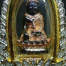 Thai Buddha Phra Kring Pavares (Pavareth) rare wat Bowanniwet original