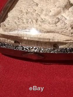 Thai Buddha amulet/Aj Klang Seng