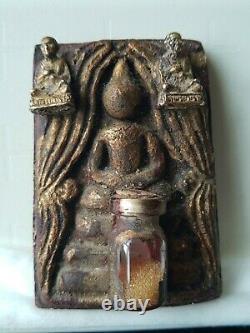 Thai Buddha amulet Somdet Toh 2401