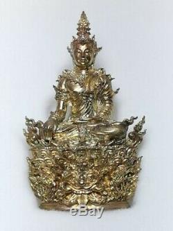 Thai Buddha amulet art NAWA material by Master Chalermchai KhositPhipat #2722