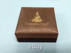 Thai Buddha amulet statue sculpture bronze best art by Chalermchai KhositPipat
