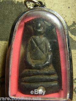 Thai Charms Phaya Khao Kam, Kruba Wang, Wat Ban Den, Thai Buddha, Amulet, power
