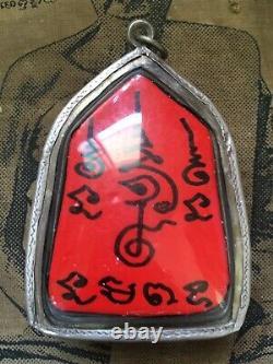 Thai Charms, Phaya Khao Kam, Kruba Wang, Wat Banden, Thai Buddha Amulet Power