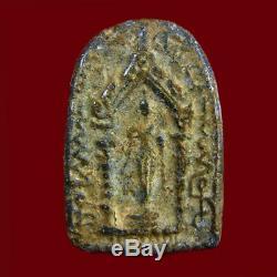 Thai Magic Amulet Buddha Pendant Magic Phra Somdej PILAN Wat Rakang by LP TOH