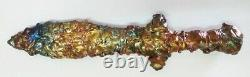 Thai Magic SURIYAN Leklai Sword Rainbow 7 Color Buddha Amulet Power Luck Rare