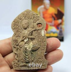 Thai buddha amulet antique Phra Siwalee Mahalap LP Kalong 100% genuine guarantee