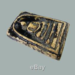 Thai old phra somdej wat rakang LP TOH Phim Yai antique magic amulet buddha