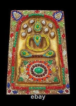 The Big Phra Somdej The Big, Thai Amulet Buddha, Luck Charm good luck 5