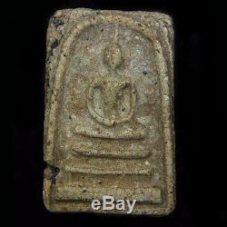 Very Rare Amulet Phra Somdej Lp Toh Wat Rakang Thai Original Buddha Powerful