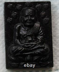 Vintage LP Thuad Buddha Monk Thai Amulet