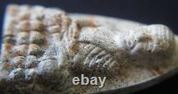 Vintage Super Holy leklai LP Thuad Buddha Thai Amulet Wealth Luck & Magic